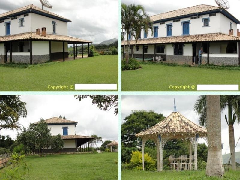Sandra Reis Imóveis - Casa, 720 Ha, Lambari (227) - Foto 4